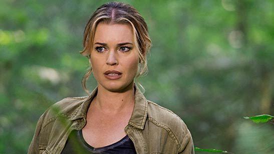 """Rebecca Romijn ('The Librarians') """"La tercera temporada será más oscura y escalofriante"""""""