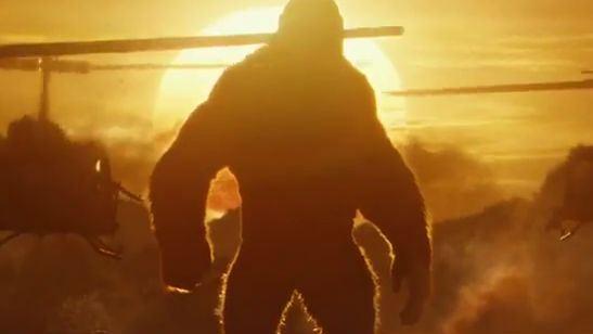 'Kong: La Isla Calavera': el nuevo tráiler llega cargado de acción y aterradoras criaturas