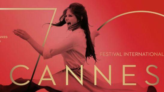 Claudia Cardinale es la protagonista del póster oficial del Festival de Cannes 2017