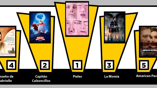 Los estrenos de esta semana mejor valorados por la crítica