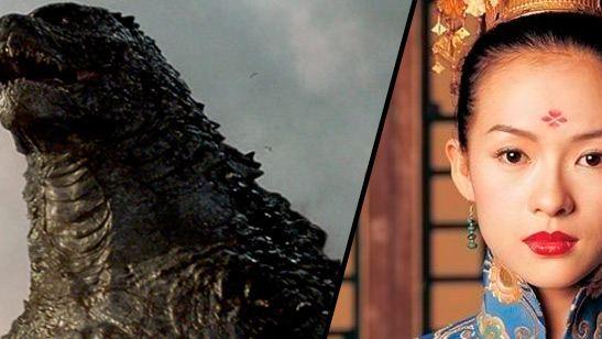 'Godzilla: King of the Monsters': La actriz Zhang Ziyi ('Memorias de una geisha') se une al reparto