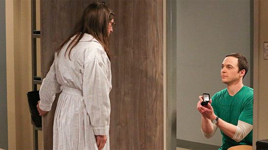 'The Big Bang Theory': ¿Qué ha respondido Amy a la propuesta de matrimonio de Sheldon?