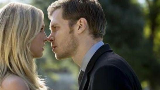 """'The Originals': """"Klaroline"""" vuelve en una imagen de Candice King durante el rodaje"""