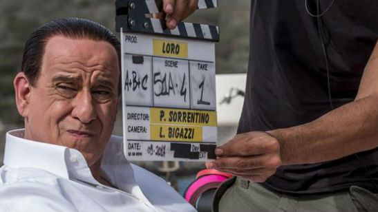 Primer vistazo a Toni Servillo como Berlusconi en 'Loro', lo nuevo de Sorrentino