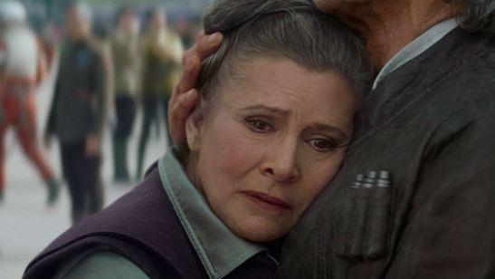 'Star Wars: Episodio IX': Mark Hamill asegura que Carrie Fisher era indispensable en la nueva película