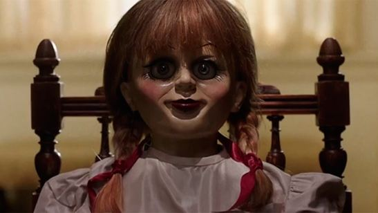 'Annabelle: Creation': Samuel Mullins lucha contra una fuerza maligna en este adelanto en EXCLUSIVA