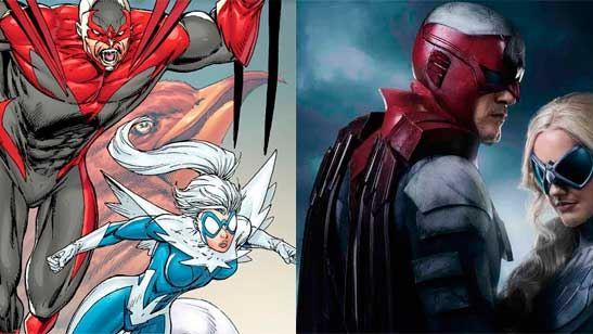 'Titans': Primer vistazo a Alan Ritchson y Minka Kelly como Hawk y Dove en la serie de DC