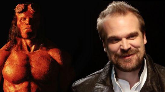 'Hellboy': David Harbour asegura que sus amigos no querían que aceptase el papel