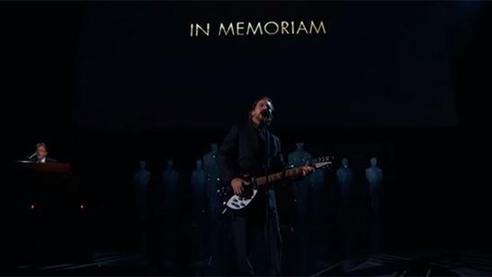 Oscar 2018: Eddie Vedder pone música al 'In Memoriam', el momento más emotivo de la gala