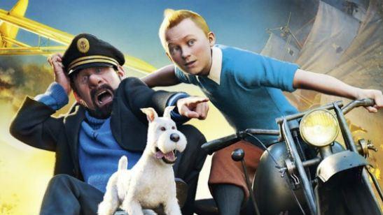 'Tintín 2': Steven Spielberg afirma que la secuela no se estrenará hasta dentro de tres años