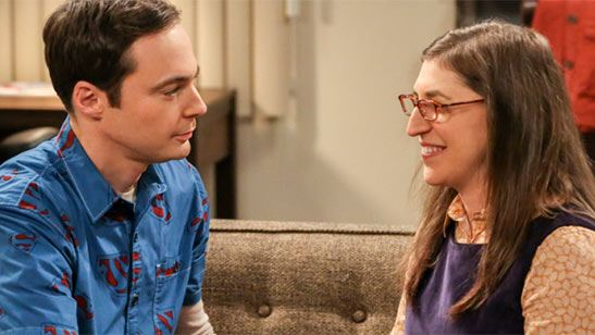 'The Big Bang Theory' revela el vestido de novia que llevará Amy en el final de la temporada 11