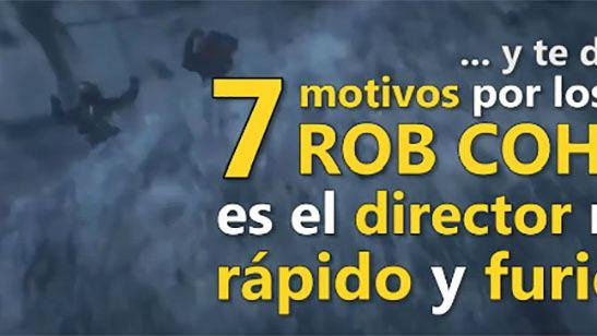 'Operación: Huracán': 7 motivos por los que Rob Cohen es el director más rápido y furioso