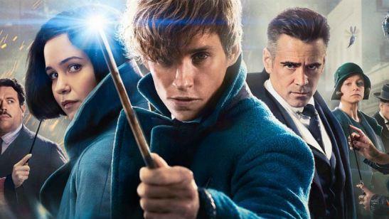 'Animales Fantásticos 3': J.K. Rowling ha comenzado a trabajar en la tercera entrega de la saga