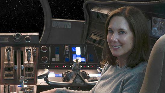 RUMOR: Kathleen Kennedy podría abandonar Lucasfilm en septiembre