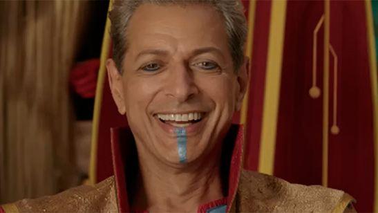 'Vengadores: Infinity War': ¿Ha sobrevivido Grandmaster (Jeff Goldblum) al chasquido de Thanos?