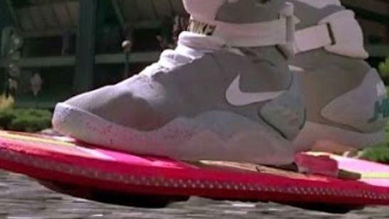 'Regreso al futuro': Las zapatillas de Michael J. Fox en la película, vendidas por 100.000 dólares