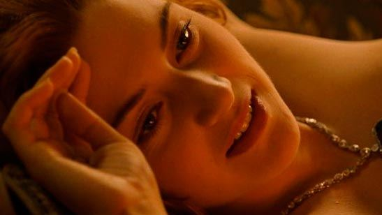 'Titanic': Así reaccionó Kate Winslet cuando supo que tenía que desnudarse ante Leonardo DiCaprio