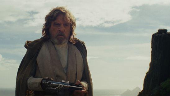 Mark Hamill no entiende por qué Luke se rindió en 'Star Wars: Los últimos Jedi'