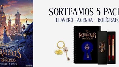 ¡SORTEAMOS 5 PACKS DE 'EL CASCANUECES Y LOS CUATRO REINOS'!