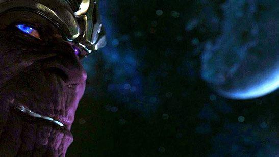 'Los Vengadores': Imagen inédita del primer Thanos caracterizado como el personaje