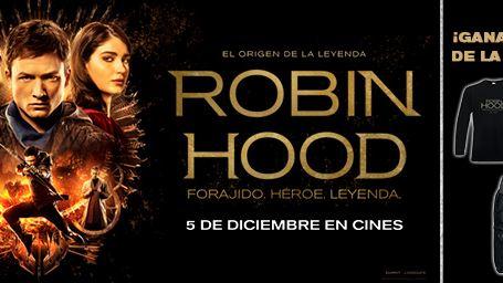BASES LEGALES CONCURSO: '¡SORTEAMOS 5 PACKS DE 'ROBIN HOOD'!'