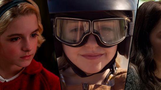 'Sabrina', 'Capitana Marvel', 'La maldición de Hill House' y todas las versiones jóvenes que ha interpretado Mckenna Grace