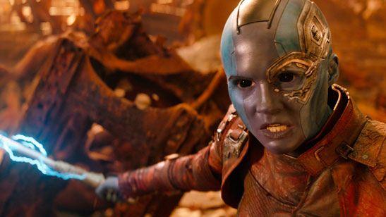 'Vengadores: Endgame': Karen Gillan adelanta un importante enfrentamiento de Nébula