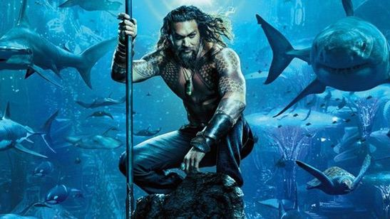 'Aquaman' supera a 'Wonder Woman' y pisa de cerca a 'Batman v Superman'