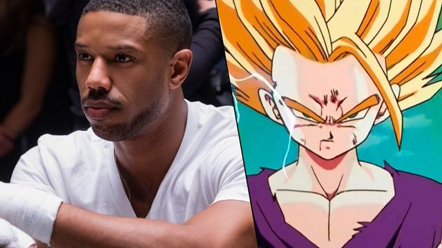 'Dragon Ball Z' inspiró una parte de la interpretación de Michael B. Jordan en 'Creed II'