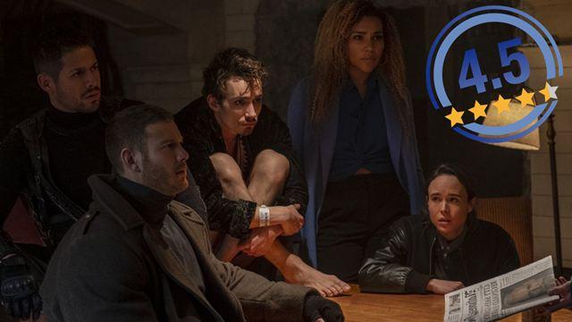 CRÍTICA: 'The Umbrella Academy' o los inadaptados superhéroes de Netflix que te conquistarán
