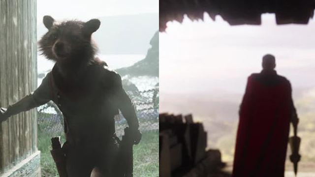 TEORÍA 'Vengadores: Endgame': Rocket y Thor se van de la Tierra en búsqueda de asgardianos
