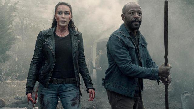 Dwight protagoniza las primeras imágenes de la quinta temporada de 'Fear The Walking Dead'