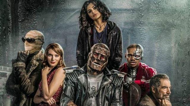 'Doom Patrol' sorprende con un tráiler extendido donde muestra todos los poderes de los protagonistas