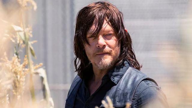 'The Walking Dead': Daryl protagoniza un momento de Maggie en los cómics