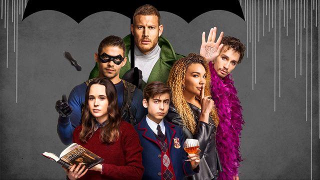 'The Umbrella Academy' y el 'boom' de las series protagonizadas por jóvenes superhéroes