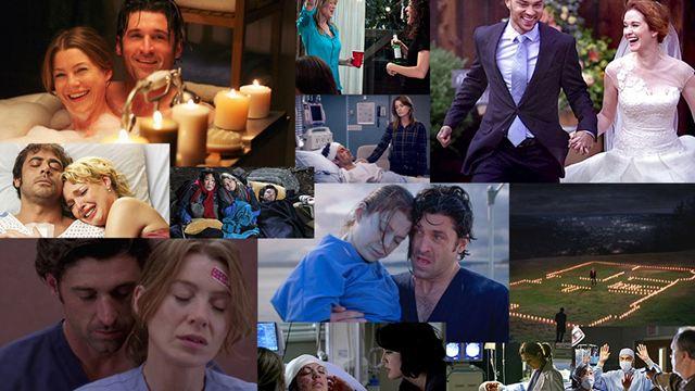 Drama, amor y muchas catástrofes. 'Anatomía de Grey' lleva ya 15 temporadas, sí, pero no podemos vivir sin ella