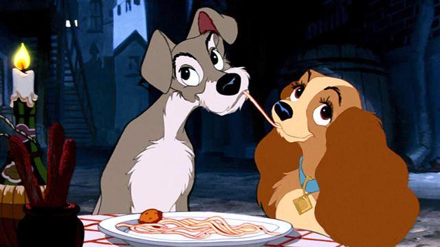 Primer vistazo a la película de acción real de 'La dama y el vagabundo' de Disney+
