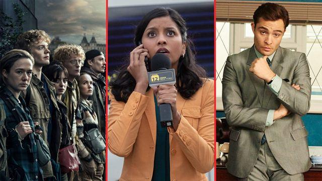 Las series y películas que se estrenan en Netflix la semana del 13 al 19 de mayo
