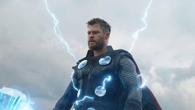 Thor, pillado echándose una siesta en el set de 'Vengadores: Endgame'