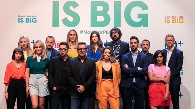 Movistar+ competirá directamente con Netflix y HBO España con su nueva plataforma de 'streaming' Movistar+ Lite