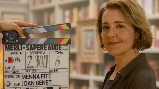 'Merlí: Sapere Aude': María Pujalte se une al spin-off protagonizado por Carlos Cuevas