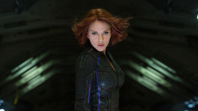 'Black Widow': Nuevas imágenes de Scarlett Johansson como la espía Natasha Romanoff