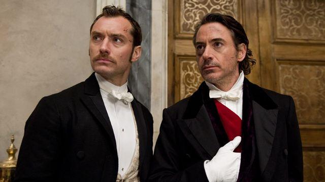 Dexter Fletcher, realizador de 'Rocketman', dirigirá 'Sherlock Holmes 3'