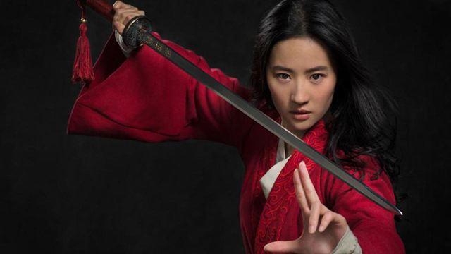 El 'teaser' de 'Mulán' ha recibido muchas quejas en China