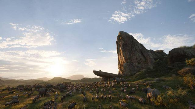 'El Rey León': Descubre las espectaculares localizaciones reales en las que se ha inspirado la película
