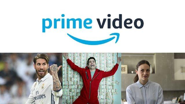 Todas las novedades de Amazon Prime Video: Jaime Lorente en 'El Cid', Leonor Watling en 'La Templanza', la docuserie de Sergio Ramos y más