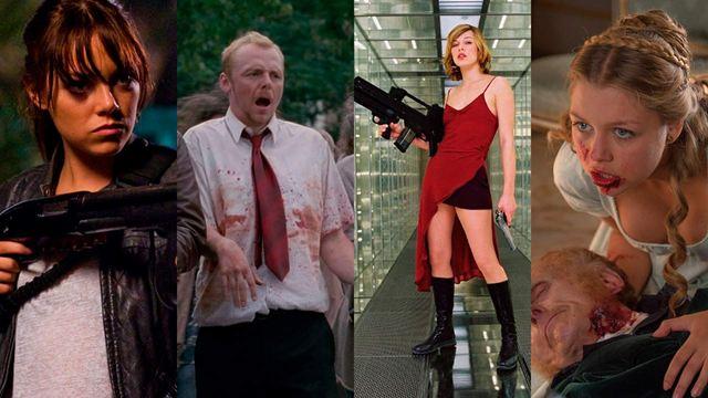 'Resident Evil', 'Yo anduve con un zombi', 'Braindead', 'Bienvenidos a Zombieland'... La redacción de SensaCine elige sus películas favoritas de zombis