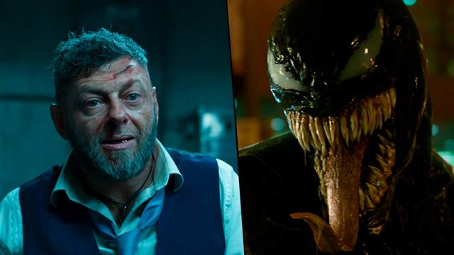 Sony se fija en Andy Serkis para dirigir 'Venom 2'