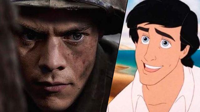 Harry Styles rechaza el papel del príncipe Eric en 'La Sirenita'