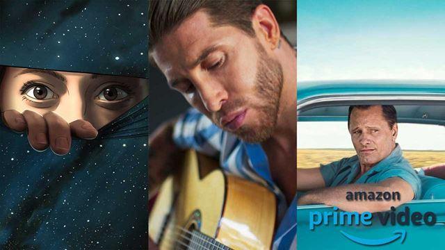 'El corazón de Sergio Ramos' y la serie de animación para adultos 'Undone', como los estrenos de Amazon Prime Video en septiembre